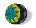 Pro Kicker Rasta Bag Footbag